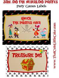 410 jake land pirates printables images