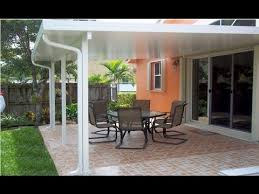 How To Build A Awning Over A Deck Cover Patios Youtube
