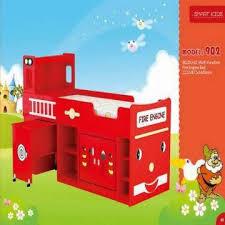 Fire Engine Bed Smart Kids E1 Mdf 902du 81 Multi Function Fire Engine Bed Global
