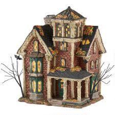 halloween village collectibles bronner u0027s christmas wonderland