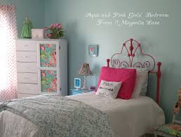 Paris Bedroom For Girls Blue And Pink Bedrooms For Girls