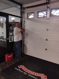 door garage quick garage garage door seal for uneven floor
