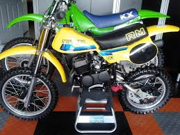 motocross mini bike suzuki rm80 1980 project old moto motocross forums
