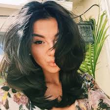 cost of a womens haircut and color in paris france best 25 medium black hair ideas on pinterest dark lob black