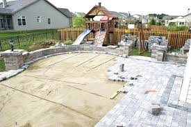Backyard Paver Patios Backyard Patios With Pavers Patio Contractor Outdoor Patio Pavers