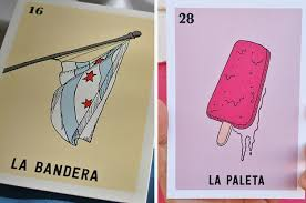 this artist made chicago themed lotería cards and they re awesome