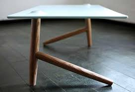 Outdoor Table Legs 11 Unique Furniture Design Ideas Fixing Modern Tables With Broken Legs