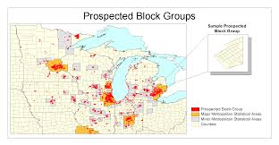 Cleveland Zip Code Map Trade Area Analysis U2013 Downtown Market Analysis