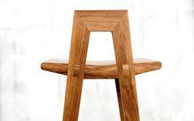 Modern Wood Bar Stool Contemporary Bar Stool Oak Grable Qowood Wonderful Black Leather