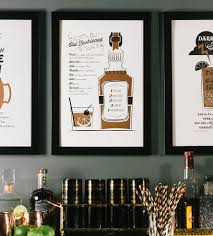 old fashioned recipe old fashioned recipe letterpress art print art prints u0026 posters