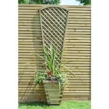 decorative fencing trellis