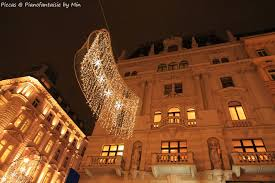 best christmas lights in the world piccas pianofantaisie by min vienna part 1 haus der musik and