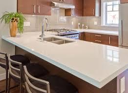 Kitchen Countertop Ideas by Best 25 White Quartz Countertops Ideas On Pinterest Quartz With