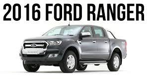 Ford Ranger Truck 2017 - 2016 ford ranger usa pickup 8 carstuneup carstuneup