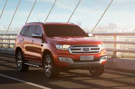 2016 Ford Everest 2016 Ford Everest Explores The Australian Outback