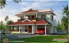 style house in 219 square yards kerala home design and floor plans