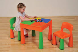 kids play table and chairs 5 in 1 activity table chairs with writing top sand water