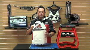 motocross race fuel matrix concepts m3 utility jug review youtube