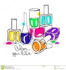 nail polish clip art business cards sbbb info