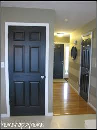 interior door designs for homes 173 best white trim black doors images on black