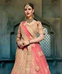 bridal designer pink lengas for buy online uk pink bridal punjabi lehenga choli