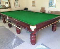 Used Billiard Tables by Second Hand Snooker Tables Fully Refurbished Used Tables