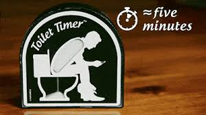Bathroom Timer Toilet Timer Bathroom Sand Timer To Prevent Long Pooping Sessions