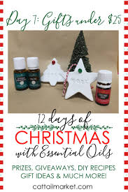 Gifts Under 25 Young Living Gifts Under 25 And A Simple Diy Ornament