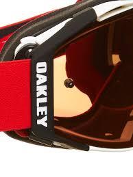 oakley new mx airbrake high oakley red white prizm torch airbrake mx goggle oakley