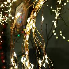micro led christmas lights copper wire light string 800 micro led s decorative bulbs