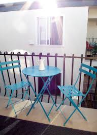 Blue Bistro Chairs Fermob In France Has Been Manufacturing Garden And Bistro