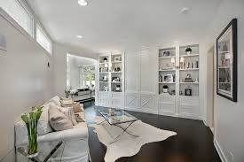 White Cowhide Rug White Cowhide Rug Living Room Transitional With Grey And New York