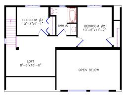 Open Loft Floor Plans by Chalet