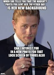 Jax Teller Memes - can i interest you imgflip
