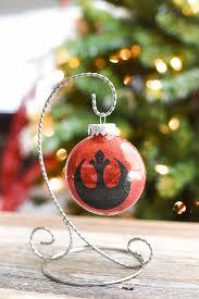 diy wars ornaments a pumpkin and a princess