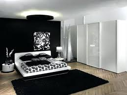 cozy white and black bedroom furniture black and white bedroom
