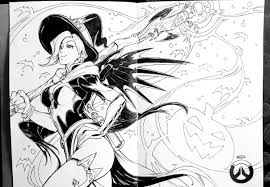 how to make halloween mercy desktop background reza on halloween and witches