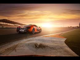 mclaren p1 wallpaper 2013 mclaren p1 at bahrain static rear angle wallpapers 2013