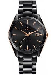 ceramic bracelet watches images Rado mens hyperchrome black ceramic bracelet watch r32252162 jpg
