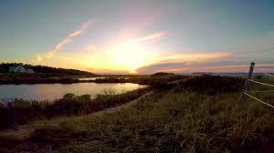 corporation beach sunset 9 1 17 youtube