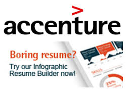 Infographic Resume Maker Build Resume With Accenture Infographic Resume Builder To Get