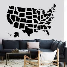 map usa buy map usa vinyl cheap vinyl stickers buy quality stickers stickers