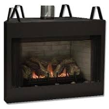 Majestic Vent Free Fireplace by Majestic 400sbvnsc Designer Series 36 Inch Refractory Lined