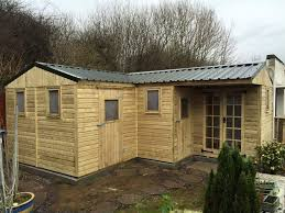 Garden Workshop Ideas Made Summer Houses Materials Used Timber Services