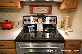 Cleaning Ceramic Glass Cooktop How To Clean Your Glass Cooktop Postcards From The Ridge
