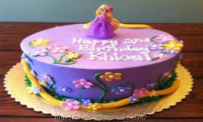 tangled birthday cake rapunzel birthday cake ideas 1299