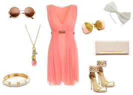 coral dresses for wedding guests what to wear to a wedding as a guest six stunning ideas