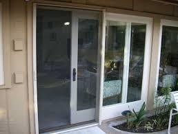 Custom Sliding Patio Doors Patio Sliding Door Screens Custom Screentime With Decor