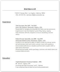 copy and paste resume templates copy paste resume templates basic generator middletown thrall