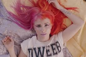 coloured hair for 2015 grand 23 photos that prove hayley williams is a hair goddess